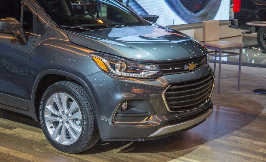 2017 Chevrolet Trax - Slide 10