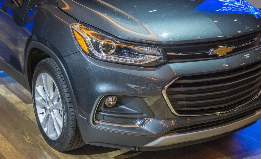 2017 Chevrolet Trax - Slide 11