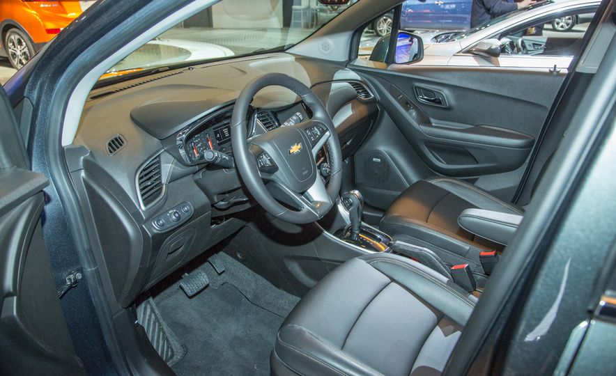 2017 Chevrolet Trax - Slide 13