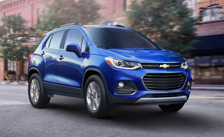 2017 Chevrolet Trax Pricing Released, Makes Tracks with Dollar Signs