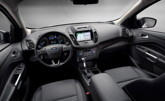 ford unveils sport appearance package for 2017 escape – news – car