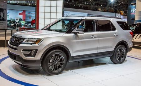 Explore More: New Sport Appearance Package Unveiled for the Prolific Ford Explorer