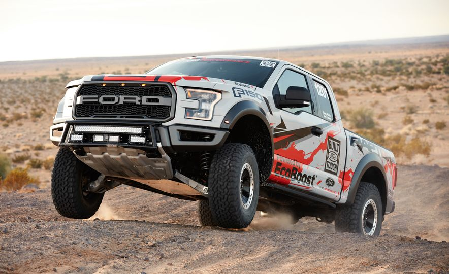 2017 Ford F-150 Raptor race truck - Slide 5