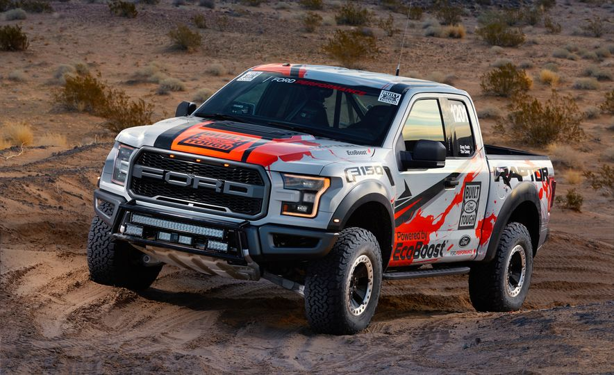 2017 Ford F-150 Raptor race truck - Slide 9