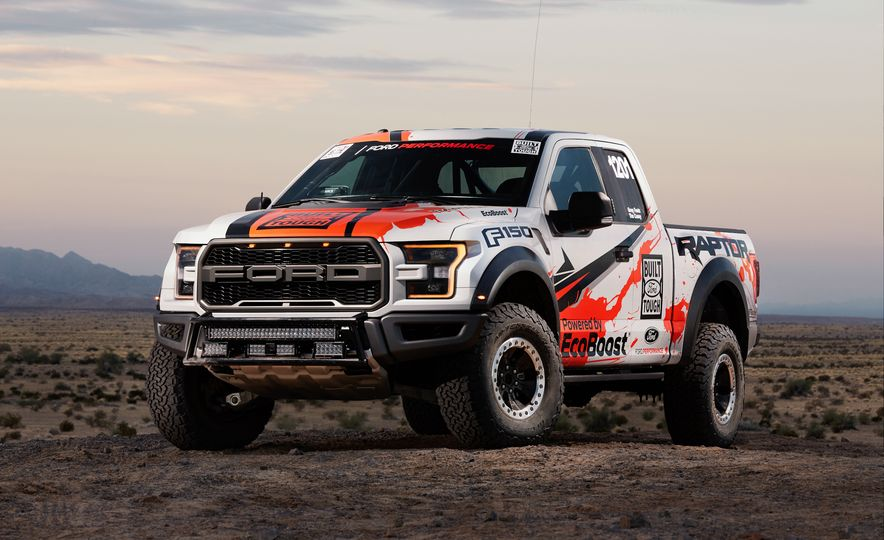 2017 Ford F-150 Raptor race truck - Slide 10