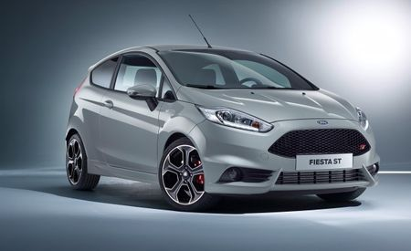 Ford Fiesta ST200: Bringing Europeans Up to America's Level