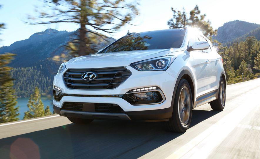 2017 Hyundai Santa Fe Sport - Slide 15