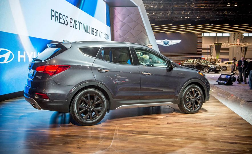 The 10 Cars You Must See from the 2016 Chicago Auto Show - Slide 15