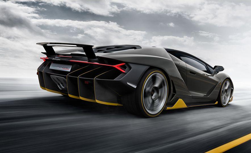 2017 Lamborghini Centenario LP770-4 - Slide 2