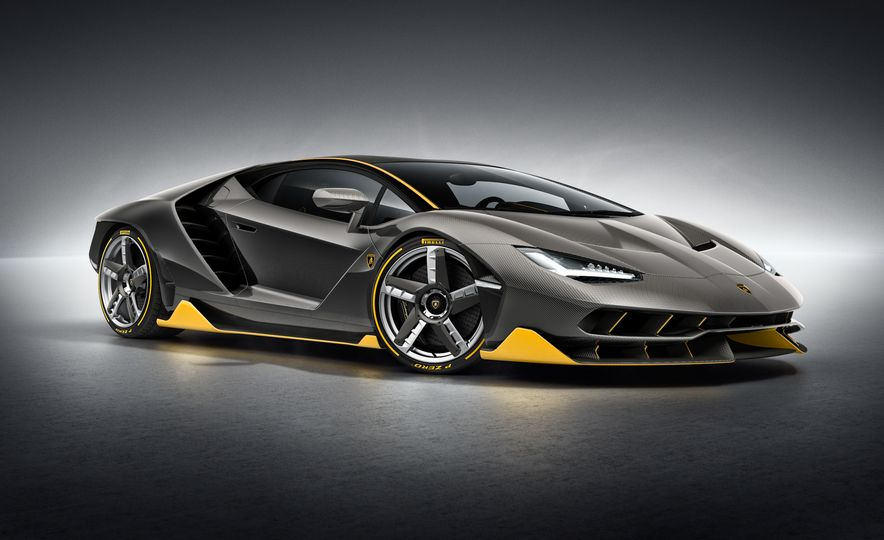 2017 Lamborghini Centenario LP770-4 - Slide 3