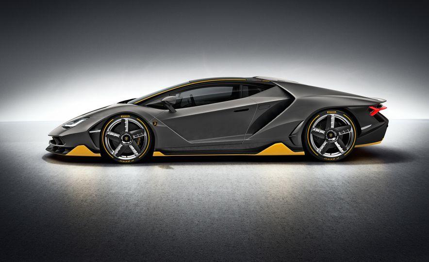 2017 Lamborghini Centenario LP770-4 - Slide 6