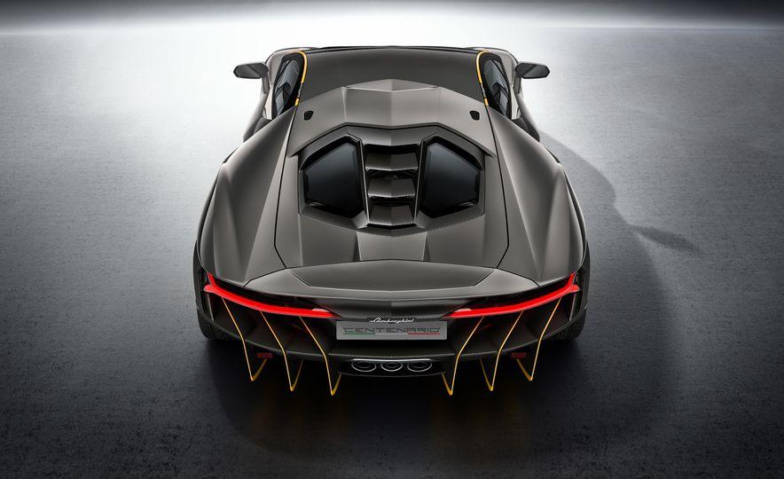 2017 Lamborghini Centenario LP770-4 - Slide 8