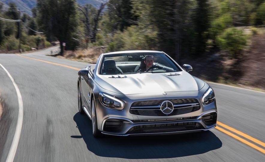 2017 Mercedes-AMG SL65 - Slide 45