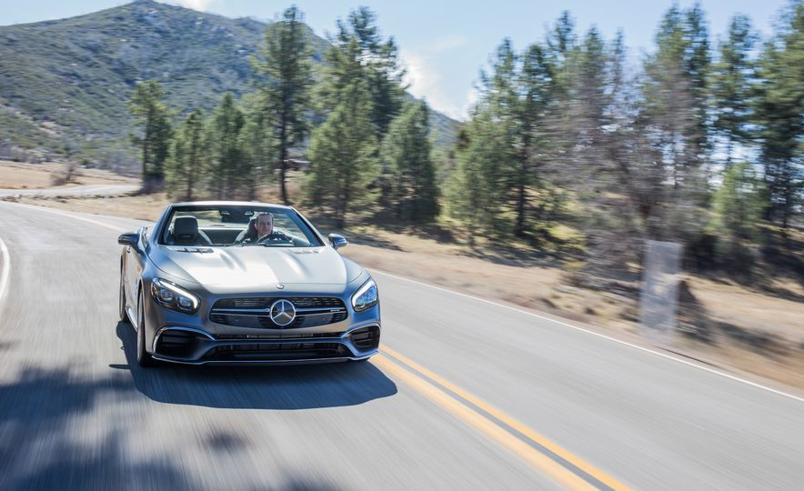 2017 Mercedes-AMG GT R - Slide 73