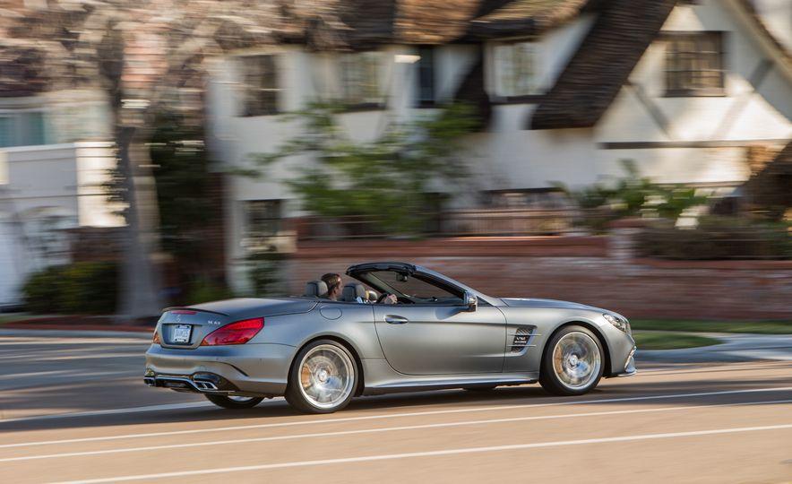2017 Mercedes-AMG SL65 - Slide 49