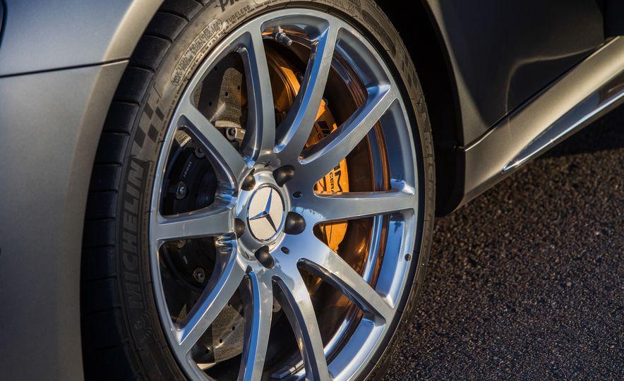 2017 Mercedes-AMG SL65 - Slide 64