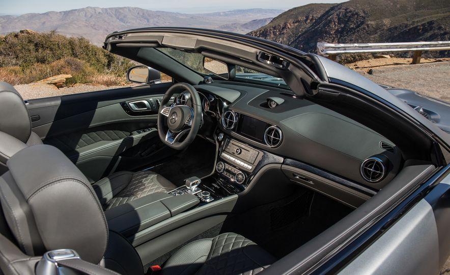 2017 Mercedes-AMG SL65 - Slide 69