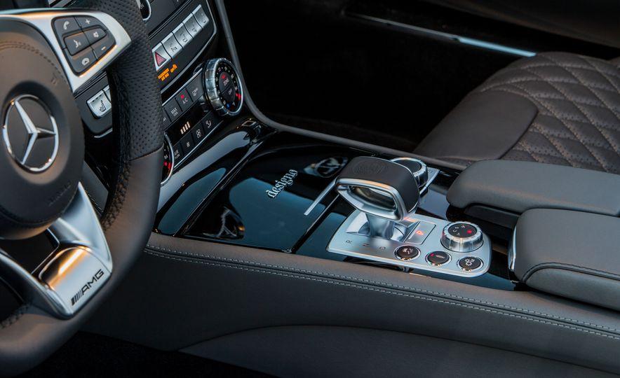 2017 Mercedes-AMG SL65 - Slide 73