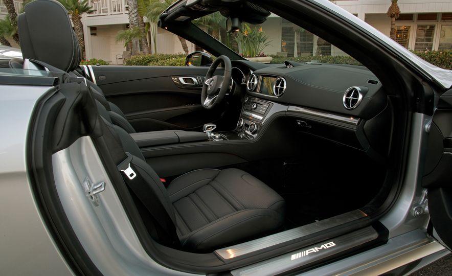 2017 Mercedes-AMG SL65 - Slide 100
