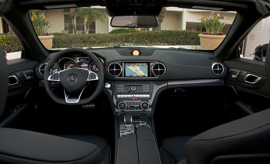 2017 Mercedes-AMG SL65 - Slide 101