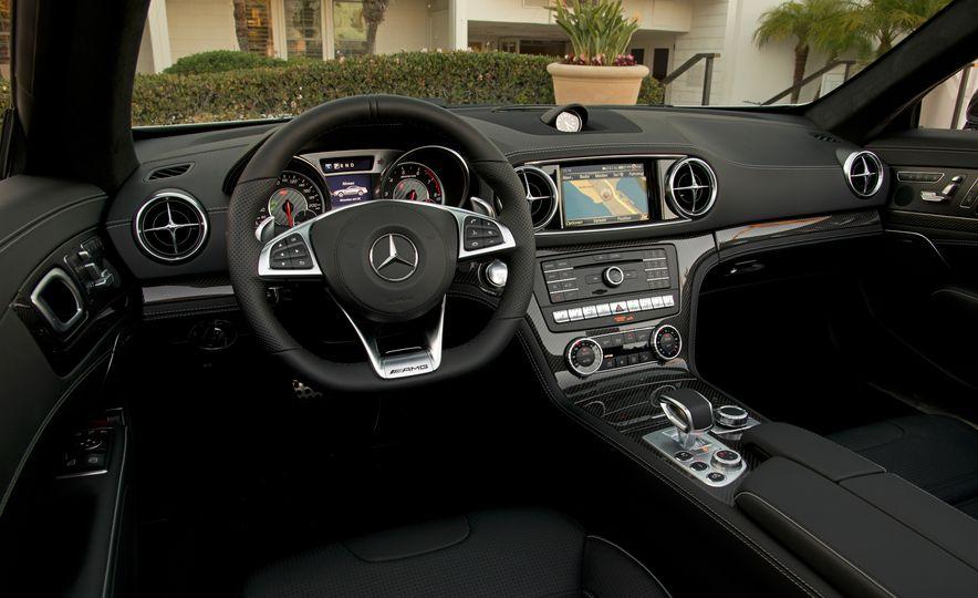 2017 Mercedes-AMG SL65 - Slide 102