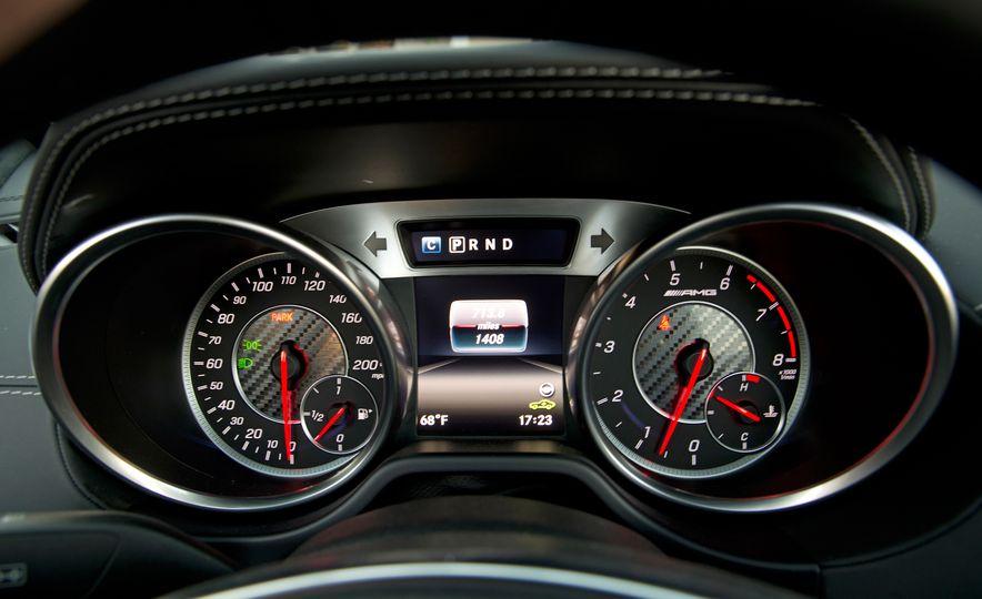 2017 Mercedes-AMG SL65 - Slide 105