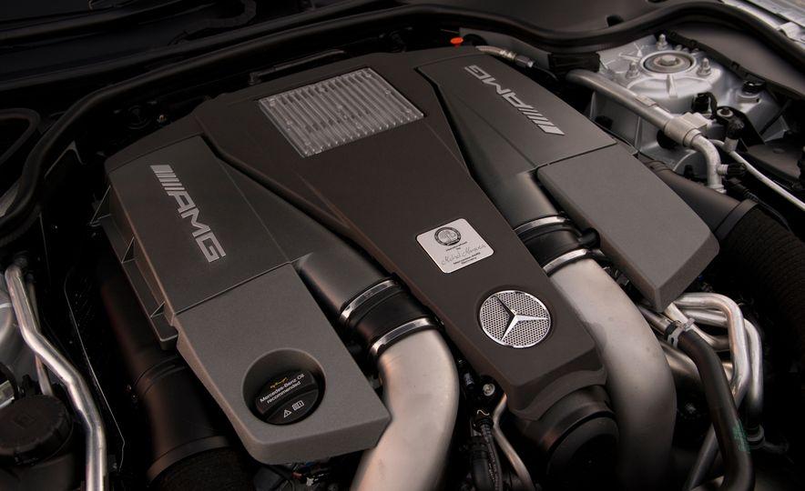 2017 Mercedes-AMG SL65 - Slide 114