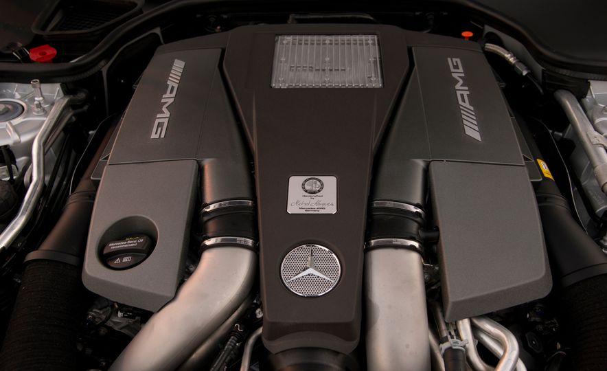 2017 Mercedes-AMG SL65 - Slide 115