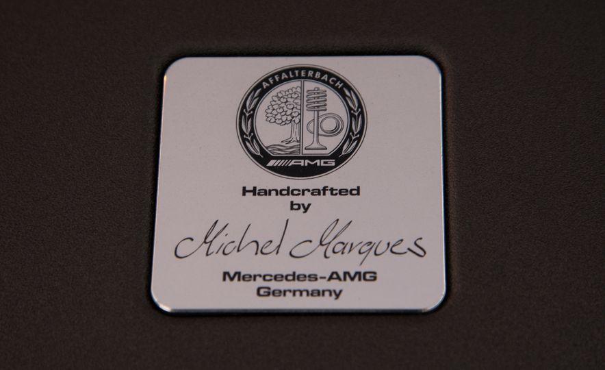 2017 Mercedes-AMG SL65 - Slide 116