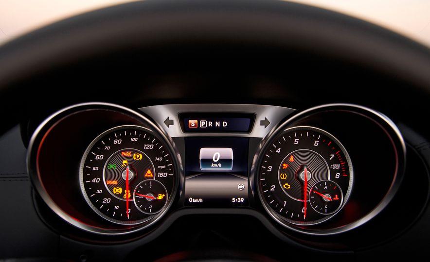 2017 Mercedes-AMG SL65 - Slide 36