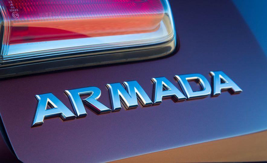 2017 Nissan Armada - Slide 32