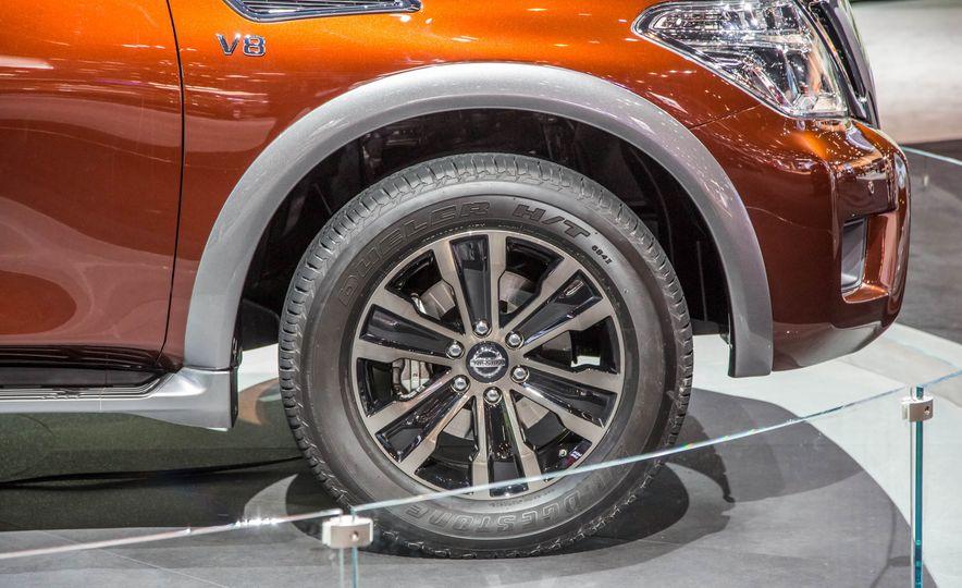 2017 Nissan Armada - Slide 13