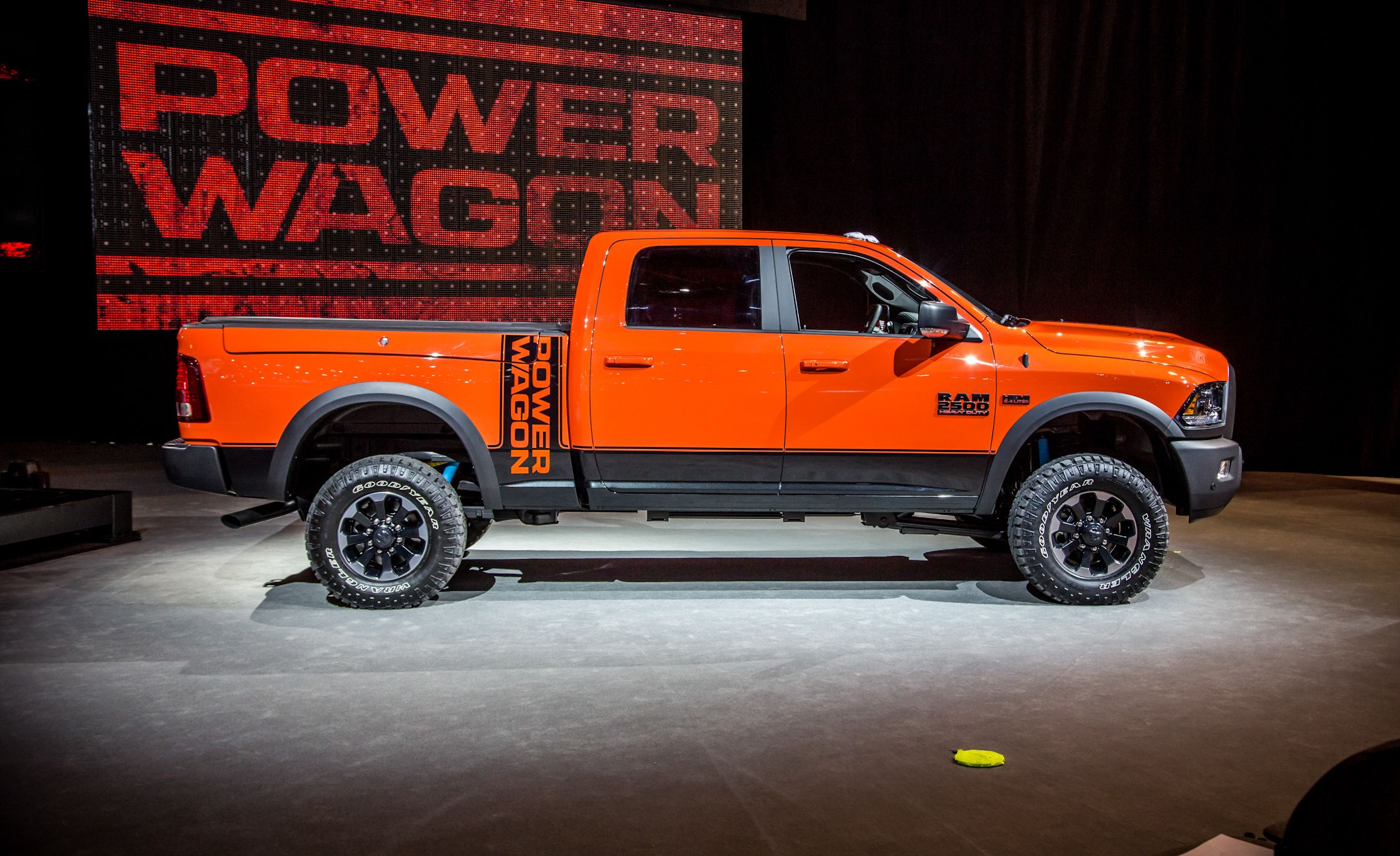 2017 ram power wagon pictures photo gallery car and driver. Black Bedroom Furniture Sets. Home Design Ideas