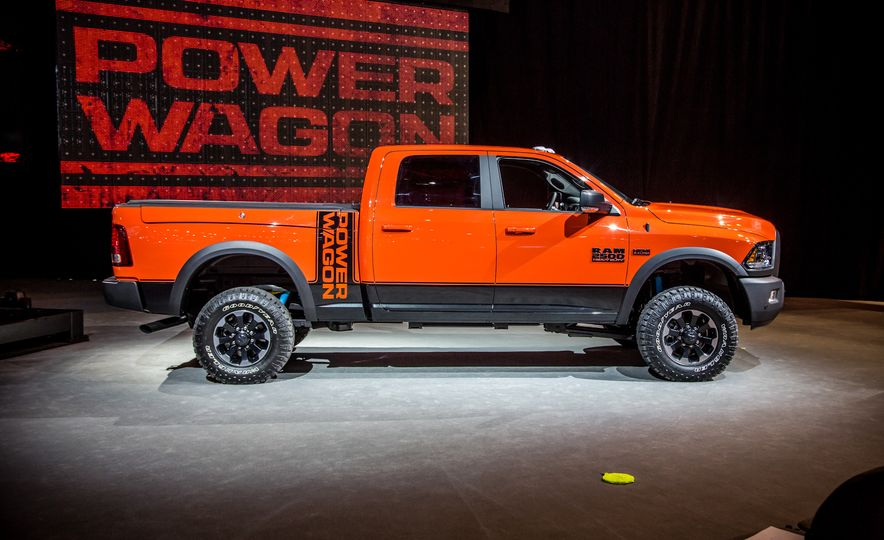2017 Ram Power Wagon - Slide 1