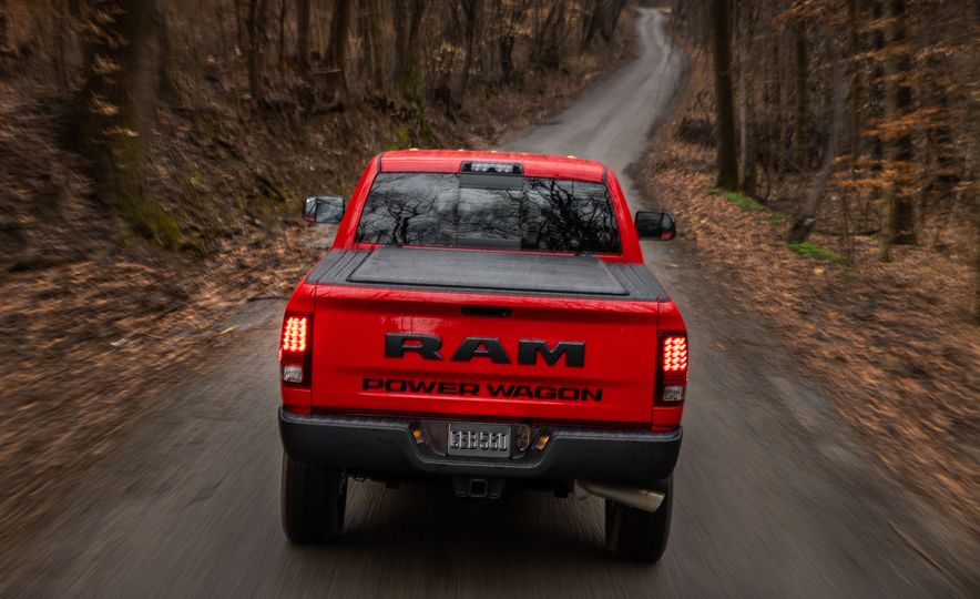 2017 Ram Power Wagon - Slide 28