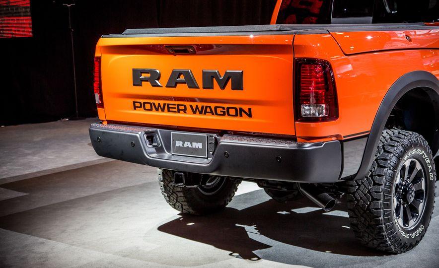 2017 Ram Power Wagon - Slide 18