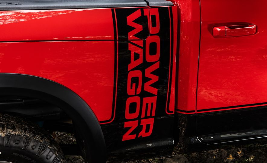 2017 Ram Power Wagon - Slide 42