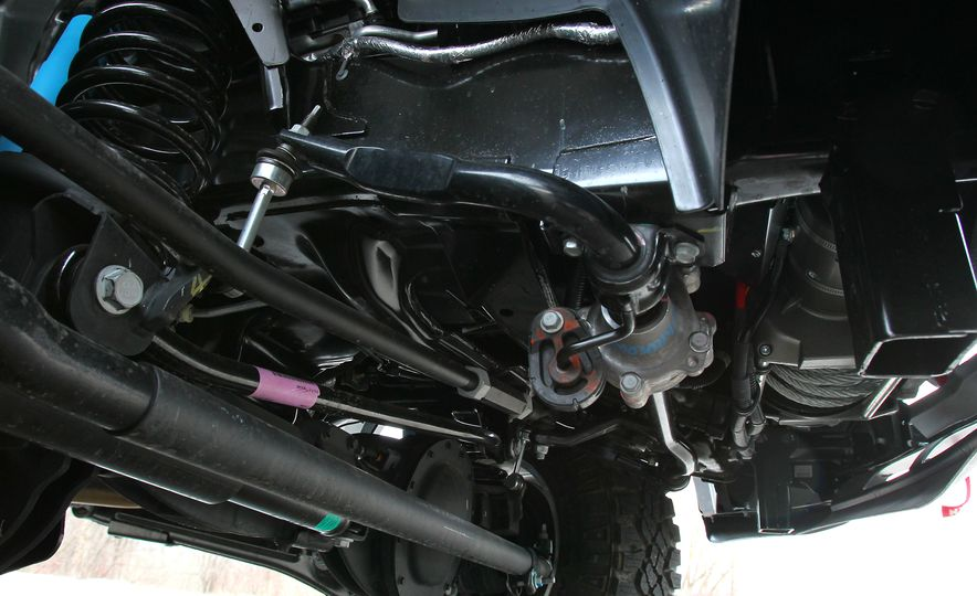 2017 Ram Power Wagon - Slide 50