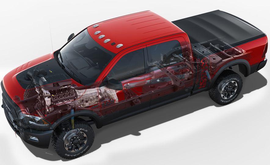 2017 Ram Power Wagon - Slide 65