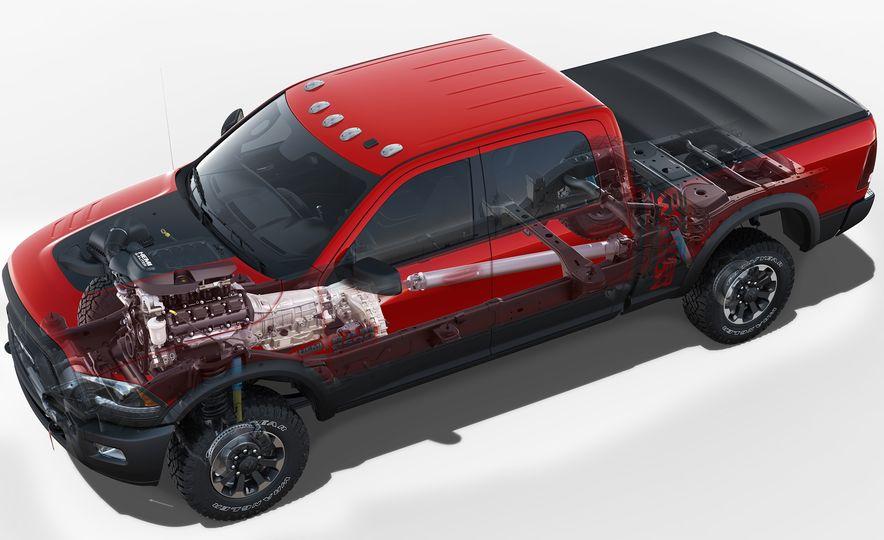 2017 Ram Power Wagon - Slide 64