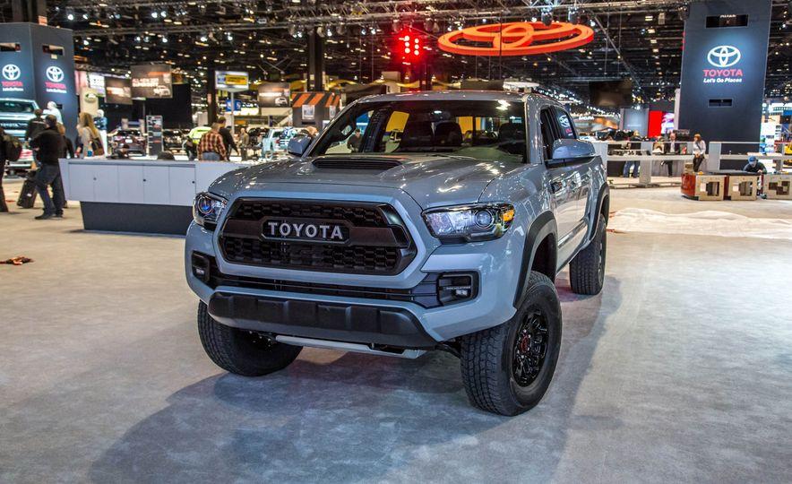 2017 Toyota Tacoma TRD Pro - Slide 1
