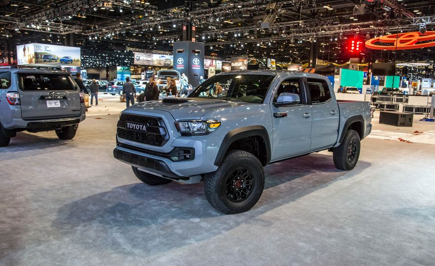 The 10 Cars You Must See from the 2016 Chicago Auto Show - Slide 20