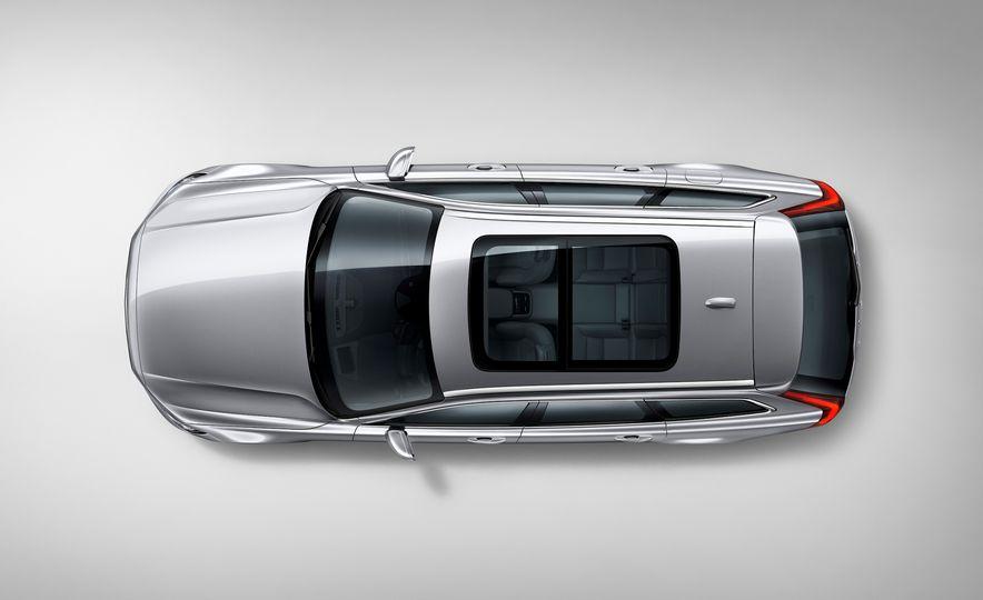 2017 Volvo V90 - Slide 34