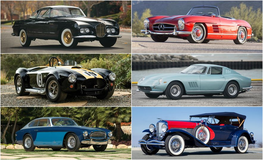 So Much Money: Top 25 Sales of the 2016 Arizona Auctions - Slide 1
