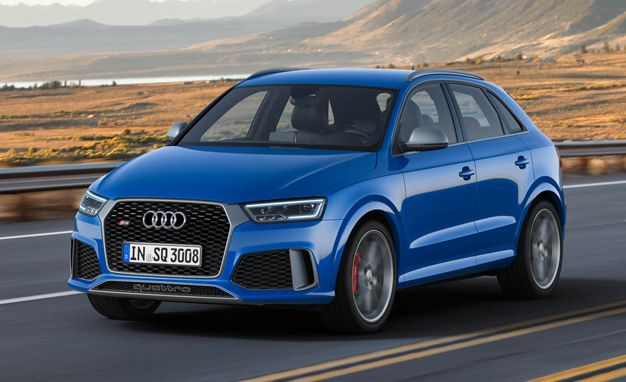 Audi RS Q3 Performance: Audi's Alphabet Soup Creates a 367-HP Mini-Monster