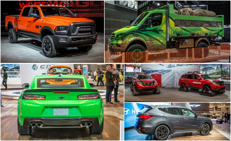 The 10 Cars You Must See from the 2016 Chicago Auto Show - Slide 1