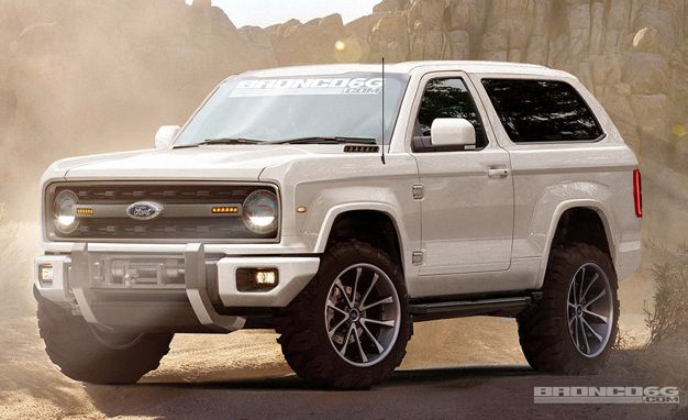 Donald Trump Forces UAW to Confirm Ford Bronco Is Definitely Happening