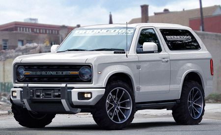 These Fan-Made 2020 Ford Bronco Renderings Are Perfect