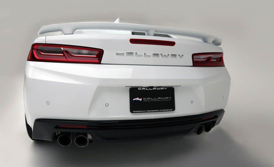 Callaway Chevrolet Camaro SC610 - Slide 4