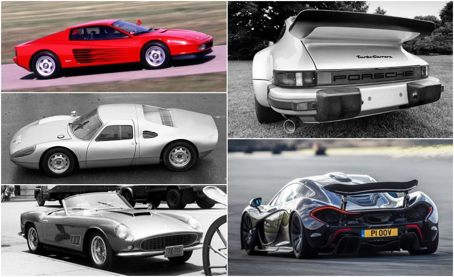 Car and Driver Tested: The Quickest Cars from the 1950s to Today - Slide 1